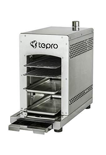 Tepro 3184 Toronto Steakgrill Silber - 3