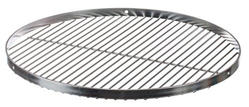 Brandsseller Edelstahl Grillrost Schwenkgrill geeignet - Rostfrei Edelstahl 18/0 Asi 430 Nickel frei - Ø 80 cm - 1