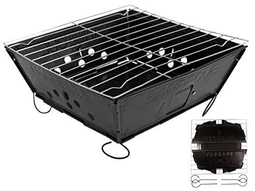Fresh Grills – klapp- und tragbarer Holzkohlegrill - 1