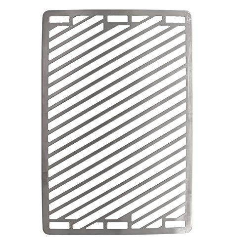 intergrill 800° XL Hochleistungsgrill Oberhitzegrill Farbe Grau Edelstahl inkl. Grillrost Gastroschale Schutzschublade Griff Piezozündung - 4