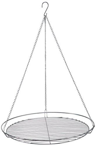 Tepro Grillrost rund mit Kette, Silber - 1
